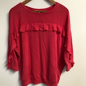 EXPRESS One Eleven NWT Blouse PINK Size MEDIUM